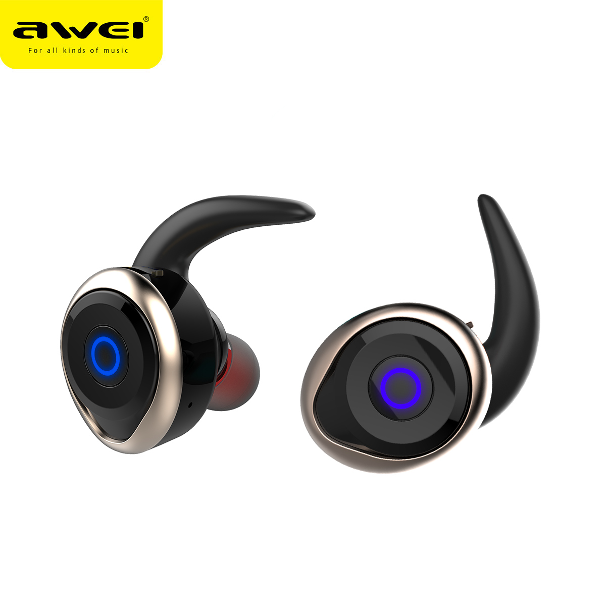 awei twins true wireless bluetooth headset headphone. Black Bedroom Furniture Sets. Home Design Ideas
