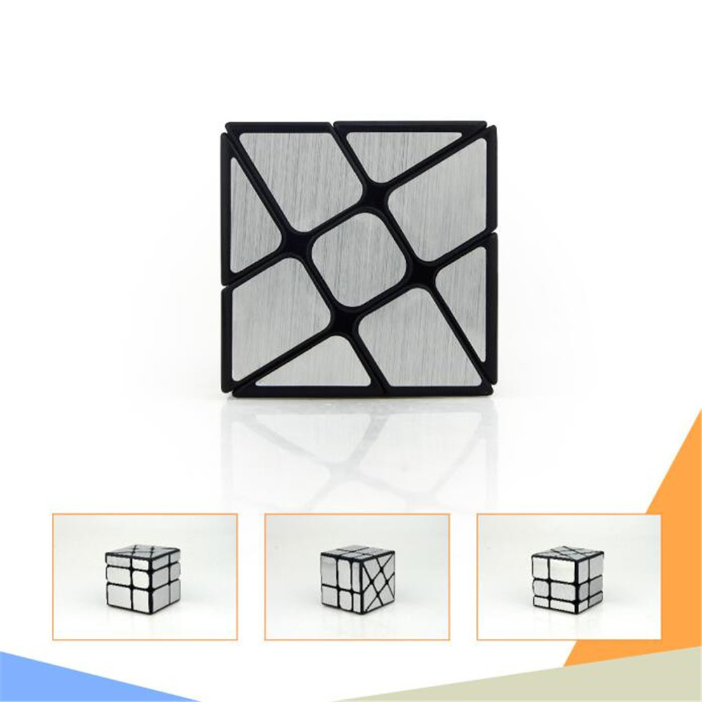 how to solve magic mirror cube