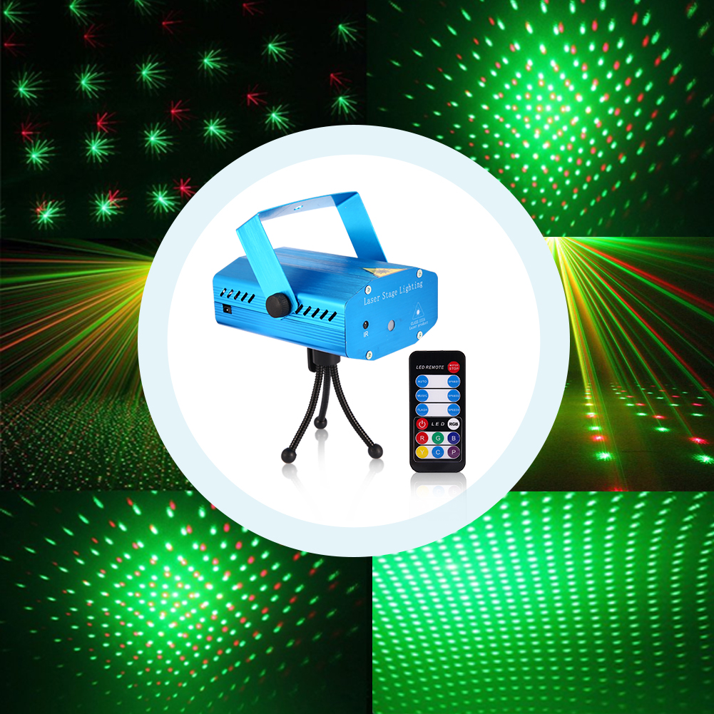 mini led laser licht effekte projector dj ktv stage party. Black Bedroom Furniture Sets. Home Design Ideas