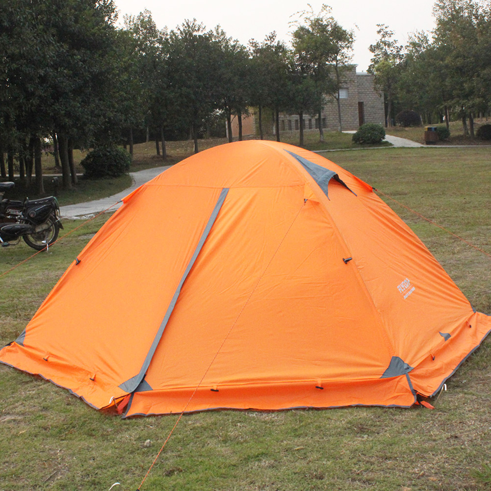 Portable Outdoor Kitchens: Outdoor 2 Person Portable Folding Waterproof Tent For